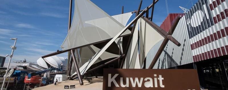 Il padiglione del kuwait a val brembilla un milione e 250 for Costo del padiglione per piede quadrato
