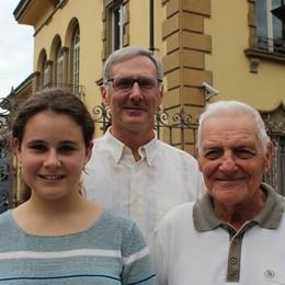 Elisa a 15 anni parla quattro lingue «Così mi sento davvero europea»