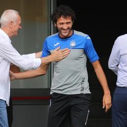 Raimondi: «Voglio far capire ai nuovi cosa significa l'Atalanta per Bergamo»