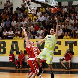 Bergamo Basket verso l'A2 Già sul mercato a caccia di «americani»