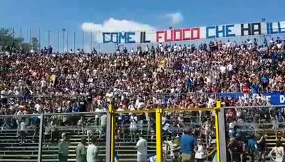 Il calore dei tifosi per la nuova Atalanta