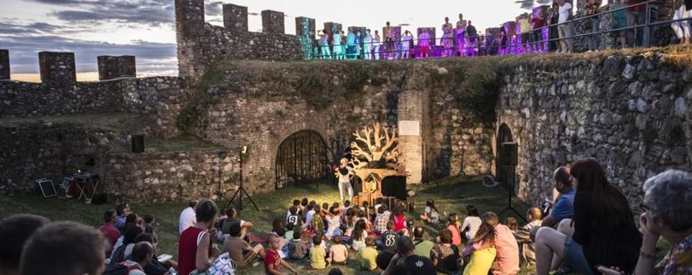 Lonato, festival di stupore fra teatro, danza e circo