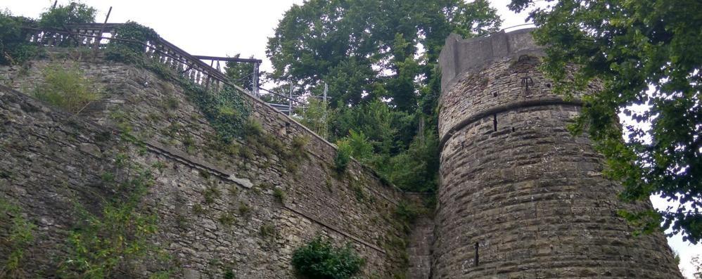 Nuova vita al Castello di San Vigilio «Diventi un centro di convegni e eventi»