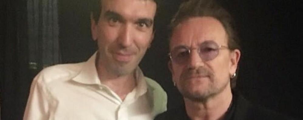 Anche «One» di Bono Vox al G7 dell'agricoltura a Bergamo