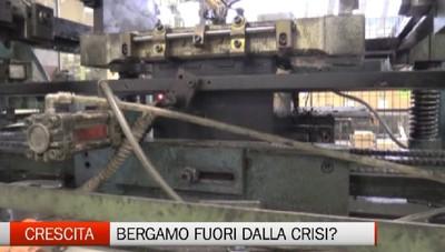 Bergamo fuori dalla crisi?   I dati sono tra i più positivi