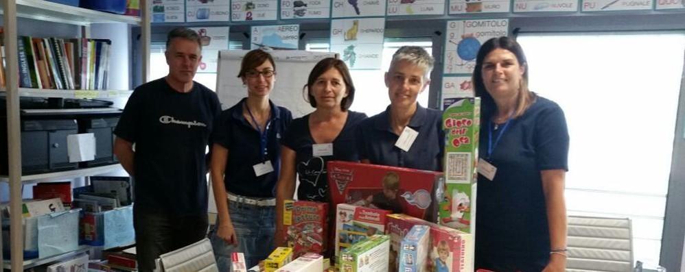 Scuola in ospedale per i bimbi malati  Novanta volontari in campo a Bergamo