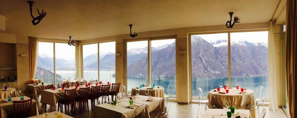 «Panoramico» sul lago d'Iseo 52 anni di buona cucina
