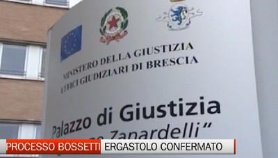Processo Bossetti, ergastolo confermato in Appello