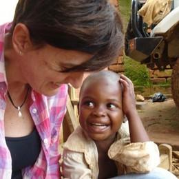 Danila, lascia la banca e parte Ora «cura» 1.500 bambini in Brasile