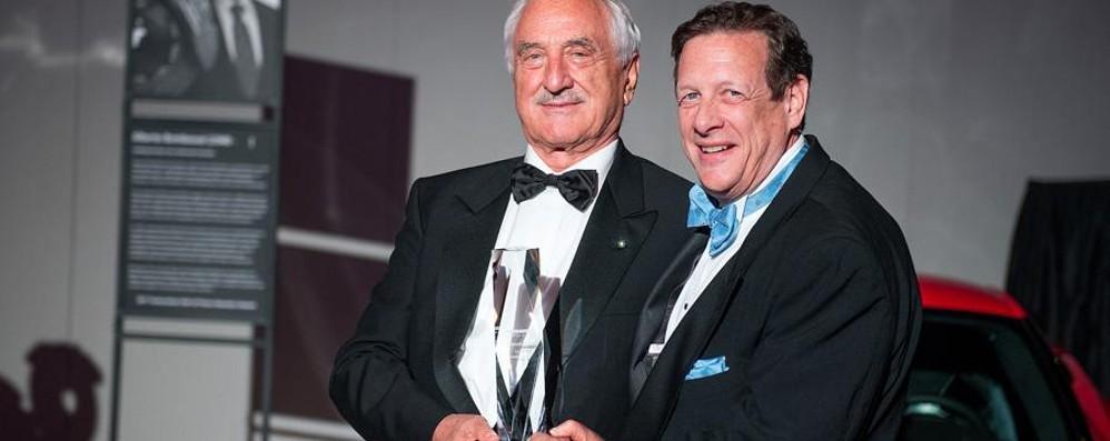 Bombassei nel Gotha dell'auto Nono italiano nella Hall of Fame