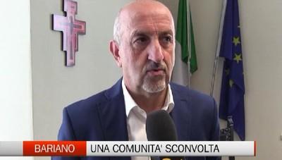 Duplice omicidio - Parla il sindaco di Bariano