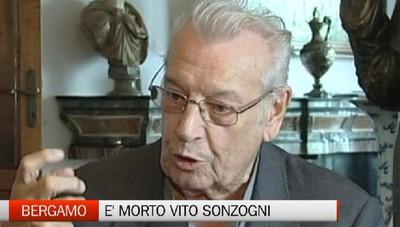 La scomparsa di Vito Sonzogni: il ricordo del nipote Felice