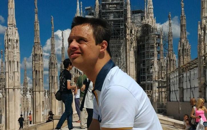 Mauro, una vita per lottare (e vincere) Dalle medaglie in piscina al trapianto