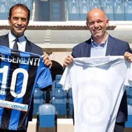 Nuova partnership Atalanta-Italcementi «Accordo tra due realtà storiche»