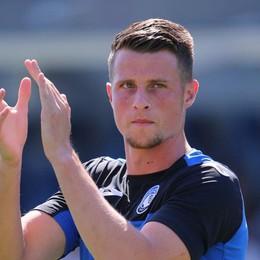 Atalanta, Hateboer morde la fascia «Sogno una sfida con un'olandese»