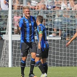 Ore 16,30, Atalanta in campo Aspettando il Lille al Bortolotti