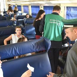 Sicurezza, lunedì sciopero Trenord Nuovo tentativo di aggressione a bordo