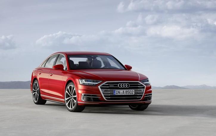 Ammiraglia Audi A8 Si guiderà anche da sola