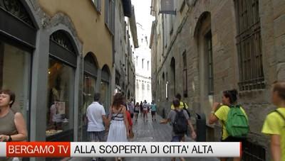 Bergamo Tv - Gente e paesi alla scoperta di Città Alta