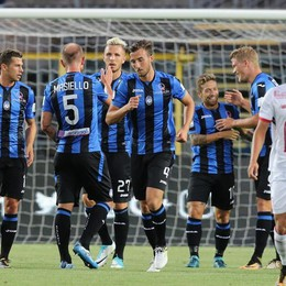 Cristante segna, Gollini para un rigore Lille battuto, l'Atalanta vince il  «Bortolotti»