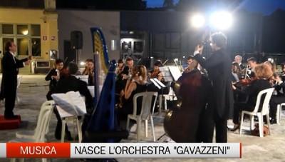 Un'orchestra nel nome di Gavazzeni  Prime note all'ex collegio Baroni