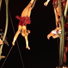 A Sarnico la magia del teatro di strada Appuntamenti fino a domenica- Video