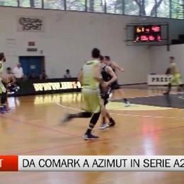 Basket - Da Co.Mark a Azimut in serie A2