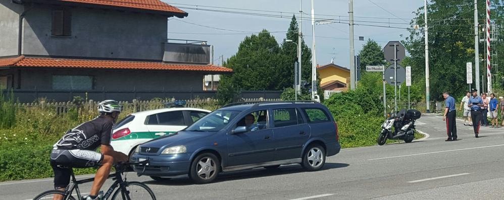 Incidente mortale a Ponte San Pietro La vittima è un uomo di 41 anni