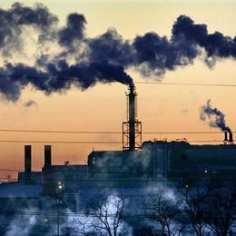 Estate a secco, l'ozono rialza la testa Valori mai così alti negli ultimi 10 anni