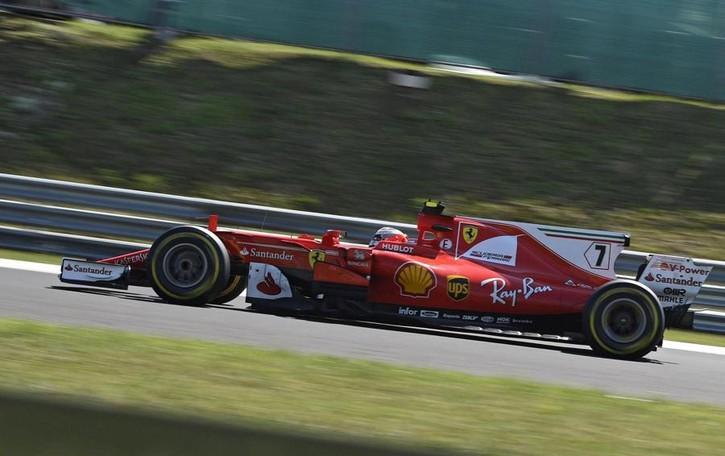 Super Ferrari in Ungheria Vettel vince, doppietta rossa