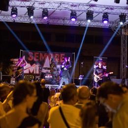 Ad Alzano si festeggia l'estate  Musica, giochi, cibo e  L'Eco café
