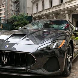 Tra valli e laghi con le Maserati Test drive in Valle Rossa