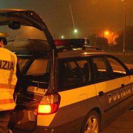 Contro la droga e l'alcol a Bergamo Controlli in Borgo Santa Caterina