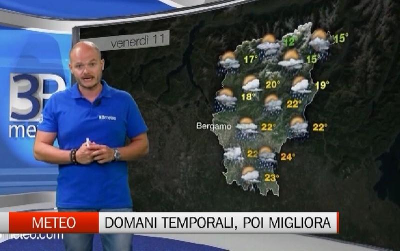 Meteo stasera e domani temporali video bergamo - Meteo bagno di romagna domani ...