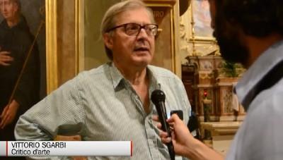 Rota Imagna, Vittorio Sgarbi celebra Quarenghi
