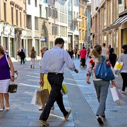 Bergamo  spiegata in cifre - il report  «Famiglie» da 1 componente in aumento
