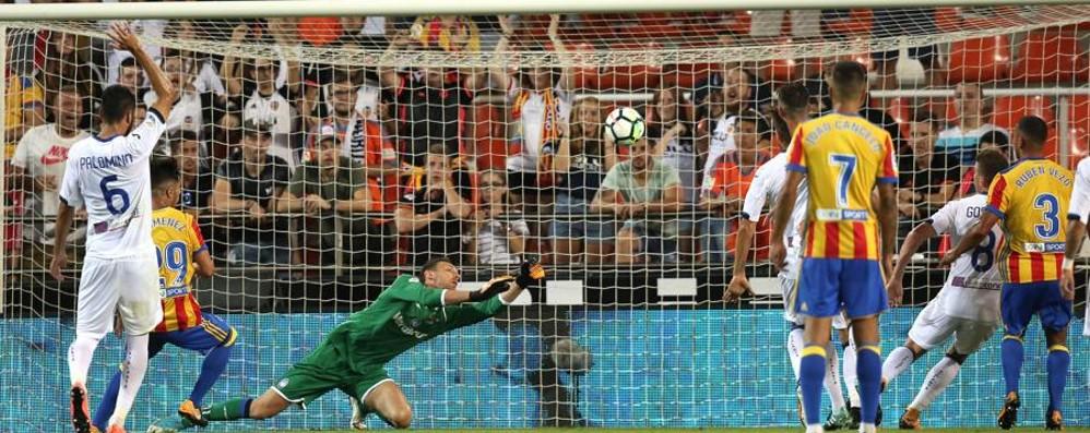 L'Atalanta balla il flamenco - Foto A Valencia vince il Trofeo Naranja