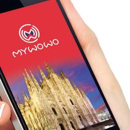 Le audioguide direttamente in una App  Made in Bergamo «Mywowo»