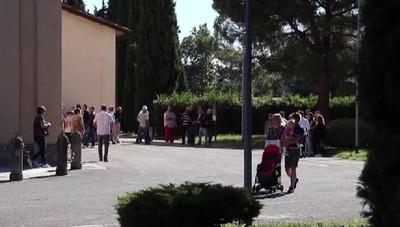 A Carvico i funerali di Giuseppe Grillo