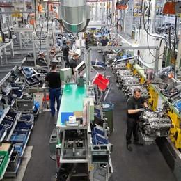 L'industria cresce Il Paese respira