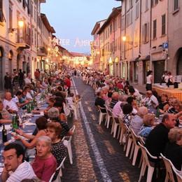 Santa Caterina, giorni di grande festa Per la cena di stasera ancora posti liberi