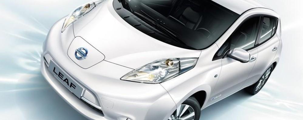 Si guida con un solo pedale Ecco la nuova Nissan Leaf