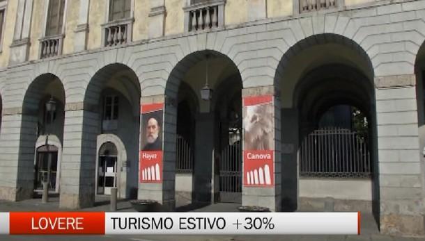 Turismo, a Lovere +30% di presenze  «Un record: meglio dell'anno scorso»