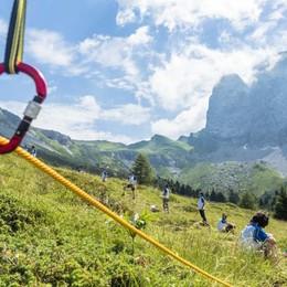 Val Seriana e Scalve, cresce il turismo  «Grazie alla Cordata della Presolana»