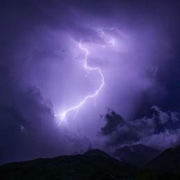 Attesi temporali sulla Bergamasca Maltempo, ma domenica torna il sole