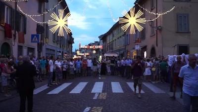 Borgo Santa Caterina, la processione