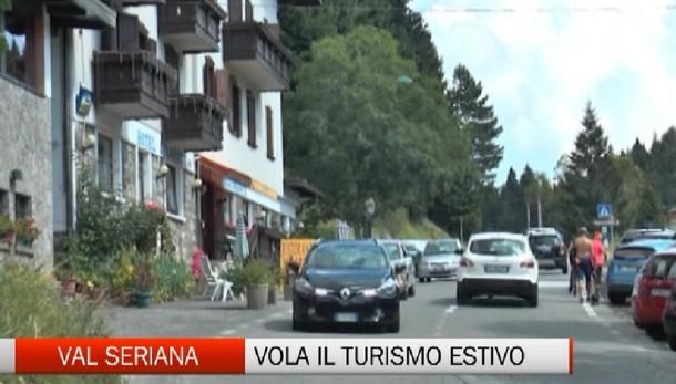 Val Seriana-Scalve, vola il turismo estivo