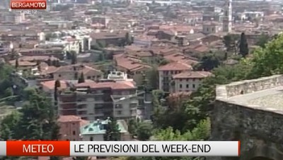 Meteo, le previsioni per il week-end