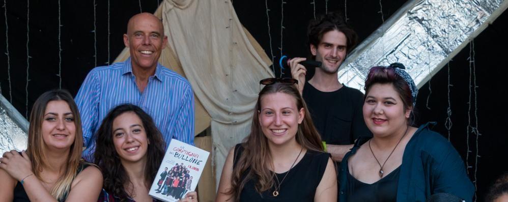 Una canzone, un libro, uno spettacolo  I ragazzi coraggiosi seminano speranza