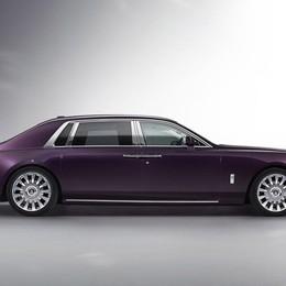 Rolls-Royce Phantom  la vettura di reali e vip